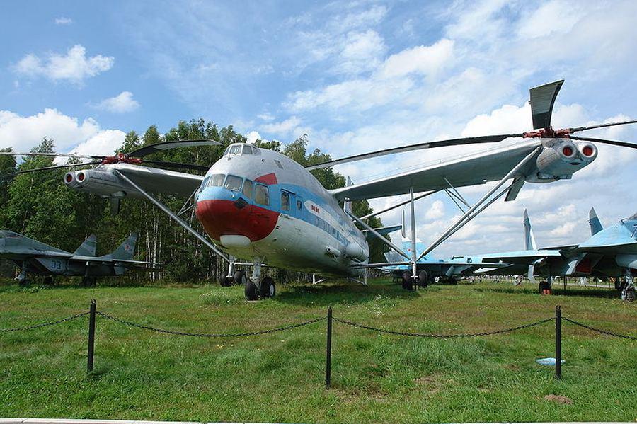 Ми-12 — двухвинтовой вертолёт