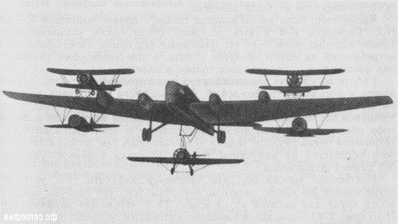 ТБ-3 Самолет-бомбардировщик (АНТ-6), Описание и Технические ... | 450x800