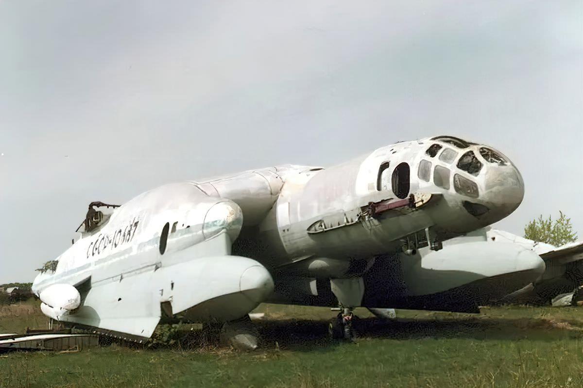 BAA-14 - самолет